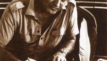 נתן יונתן - אצל השולחן